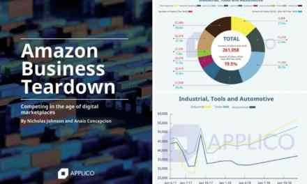 Amazon Business Teardown
