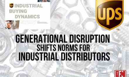 Generational Disruption Shifts Norms For Industrial Distributors