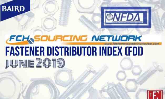 Fastener Distributor Index – June 2019
