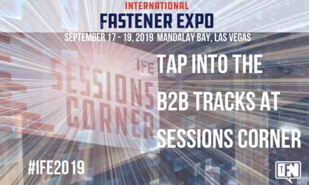 IFE 2019 Sessions Corner: Tap into the B2B Tracks On The Floor