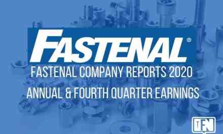 Fastenal Company Reports 2020 Annual and Fourth Quarter Earnings