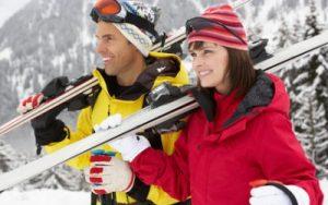 Fasten und Skifahren - eine ideale Kombination