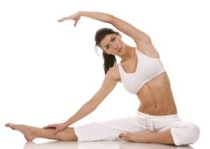 Heilfasten im Kloster mit Yoga