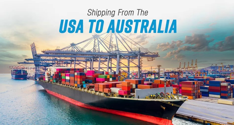 All That You Need To Know About Shipping From The U.S To Australia