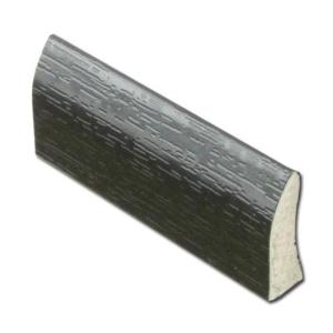 Edge Fillet 20mm (Black Ash) | PVC Trims and Soffits | Faster Plastics