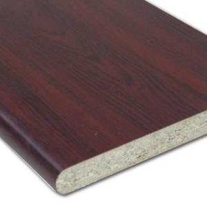Laminated Cill (Rosewood) | Cills and Skirting | Faster Plastics