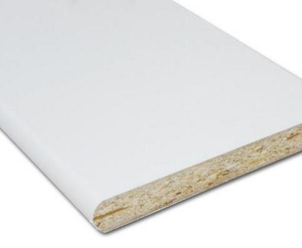 Laminated Cill (White) | Cills and Skirting | Faster Plastics