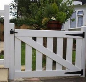 Small PVC Gate | PVC Gates | Small Plastic Gate | Faster Plastics