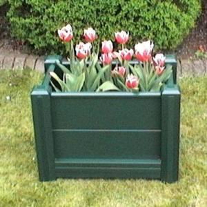 PVC Planters - 50cm x 50cm x 50cm | Plastic Planter | Faster Plastics