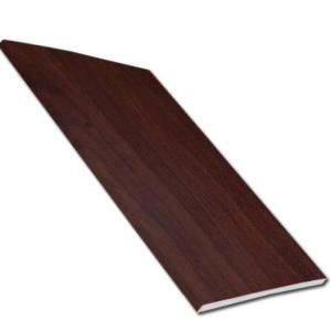9mm Solid Soffit Board (Rosewood) | Faster Plastics