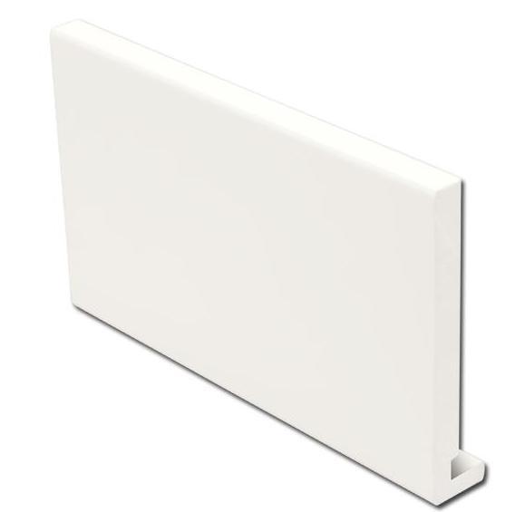 16mm Square Fascia | PVC Trims and Soffits | Faster Plastics