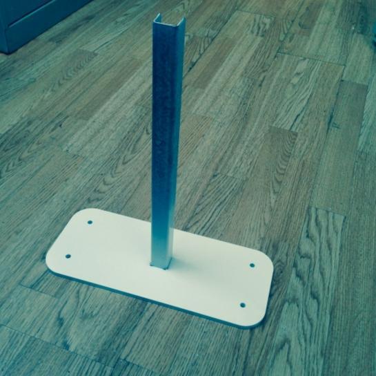 Stabilising Foot   Stabilising Post   PVC Fencing   PVC Fence   Faster Plastics
