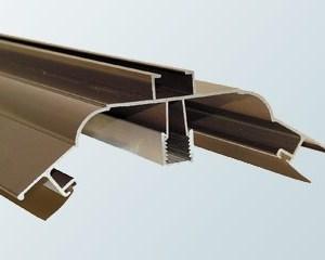 Aluminium Ridge | Timber Glazing Bars | Faster Plastics