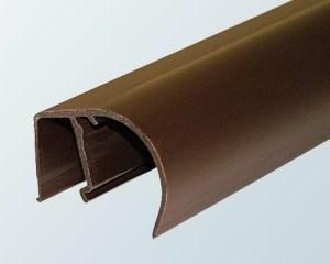 Snap-Down Edge Trim (16mm, 25mm) | Timber Glazing Bars | Faster Plastics