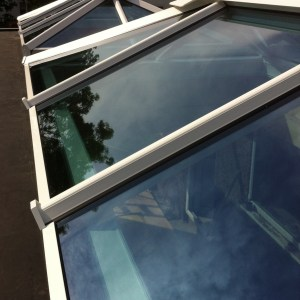 Glass Rooflight - 1000mm x 4000mm | Faster Plastics