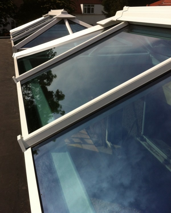 Glass Rooflight - 2000mm x 5000mm | Faster Plastics