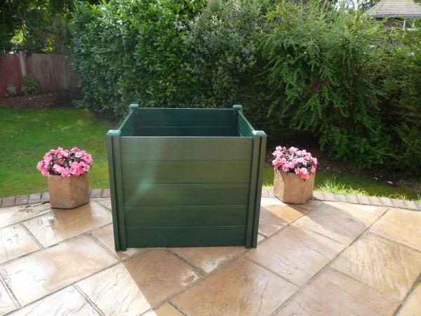 Compost Bin (500 litre capacity) | PVC Compost Bin and Planters | Faster Plastics