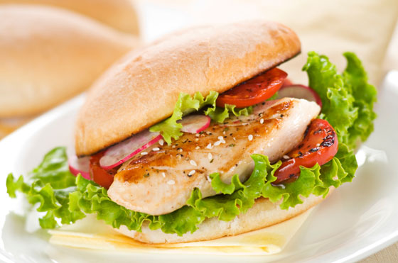 Where Get Healthy Fast Food