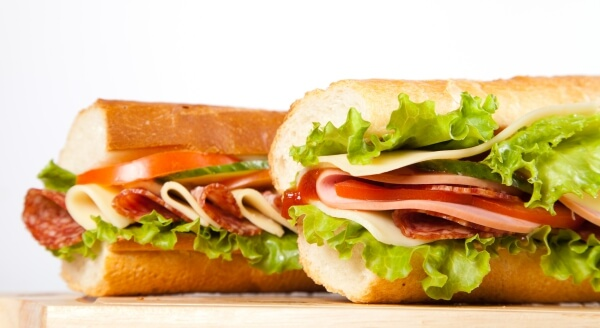 The Top 54 Fast Food Items In The Nation
