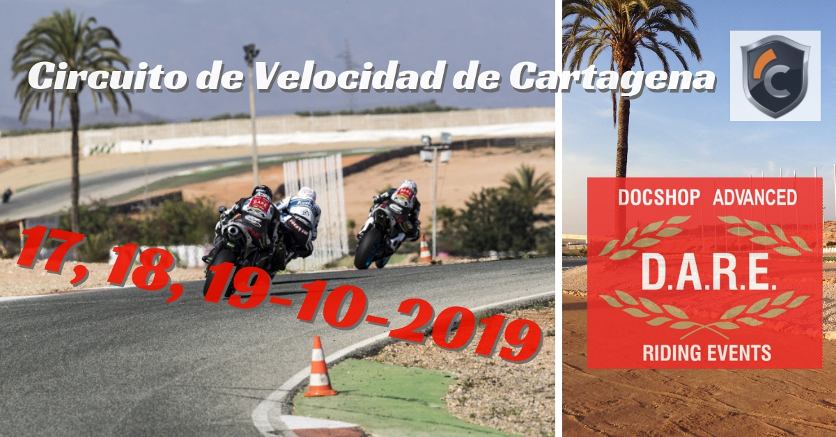 2019 dare cartagena