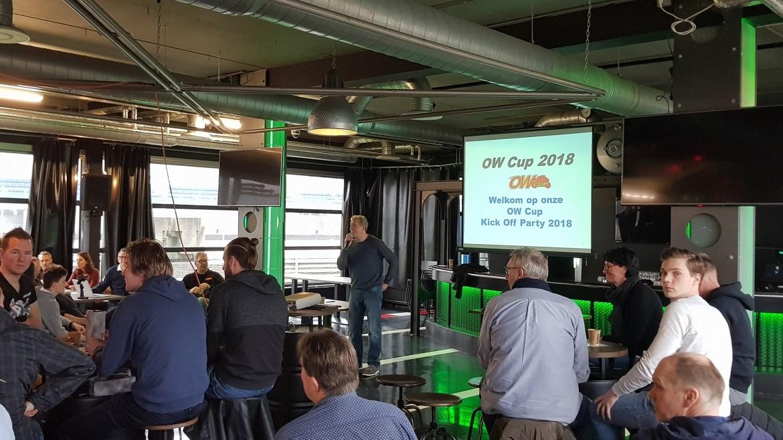 kickoff 2018 OW Cup