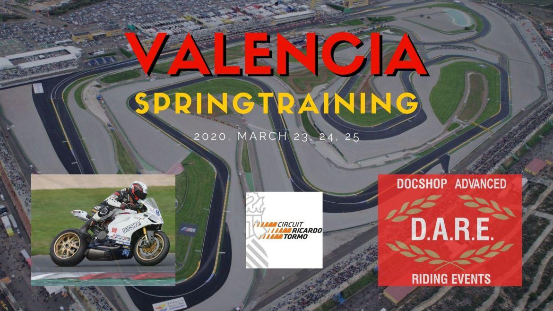 Voorjaarstraining Valencia