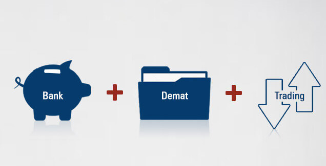 Trading account joins the demat account