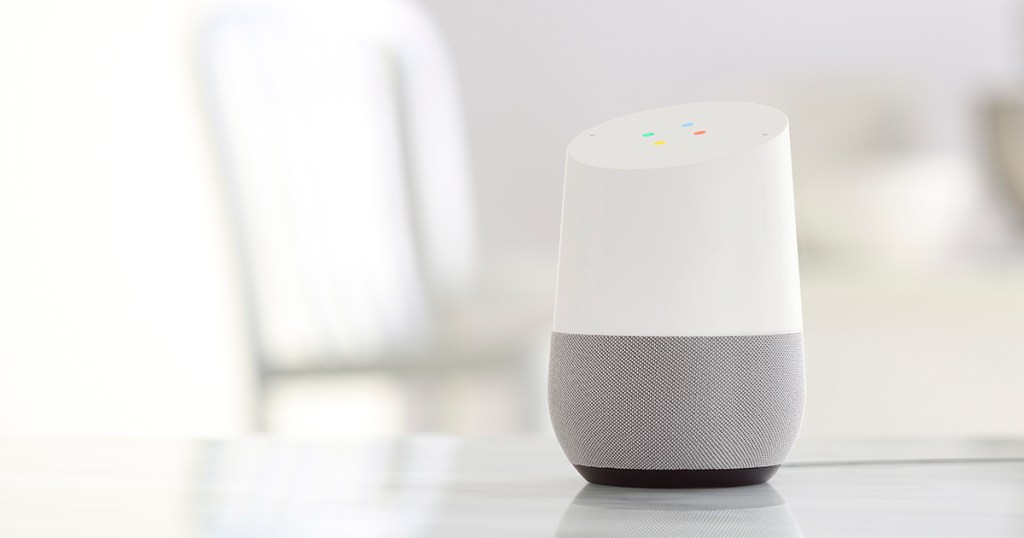 WHAT IS GOOGLE HOME