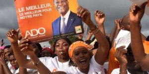 Alassane Ouattara Re-elected For The Third Time As Ivory Coasts' President With 94% Of Votes. 59