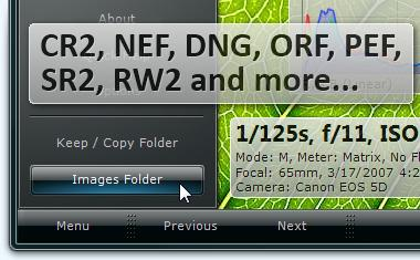 CR2 RAW Thumbnail preview explorer