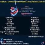 Pools for 2017 Pan American Championship – Sept. 14-25