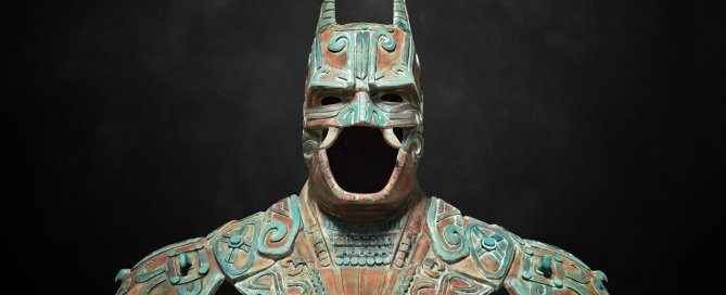 Batman Existed in Mesoamerican Mythology