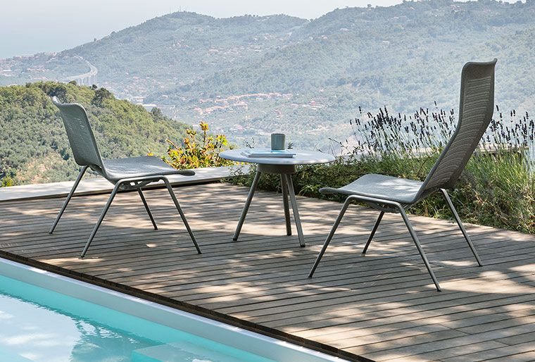 modern patio furniture collections
