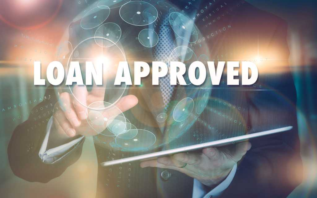 loan approved electronically without assessment
