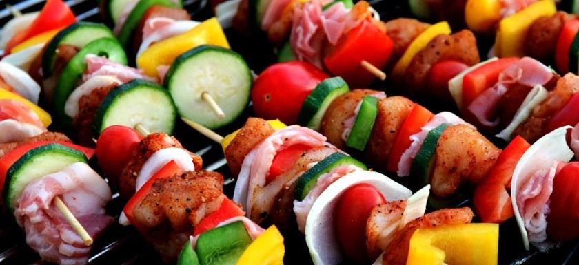 smoker grill kebab