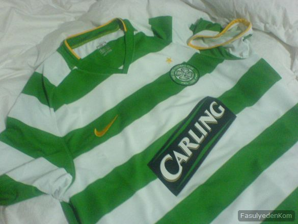 Celtic 2008/09 Shirt