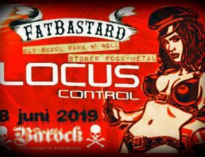 8 June 2019 – Barock (Bruges, BE) – Kickass Poster by Fabian