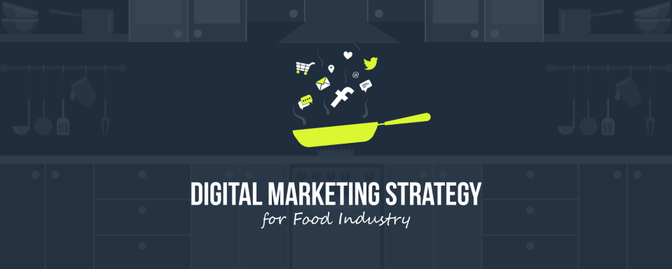 How Online Food Ordering Businesses Should Approach Digital Marketing