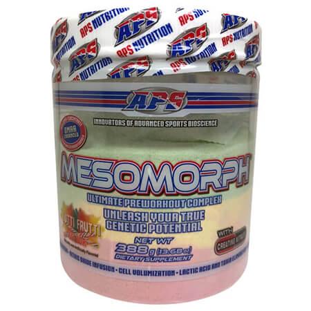 Mesomorph Booster APS DMAA Tutti Frutti