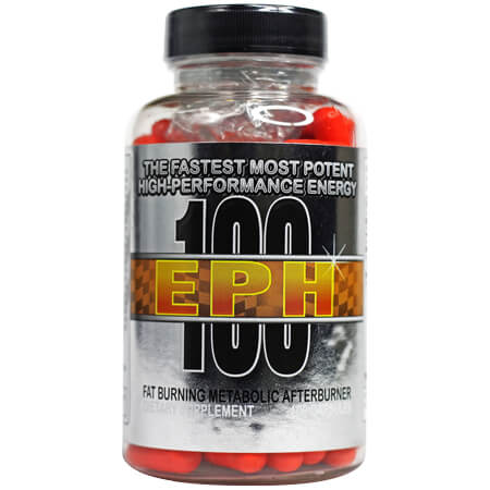 Hard Rock Supplements EPH 100