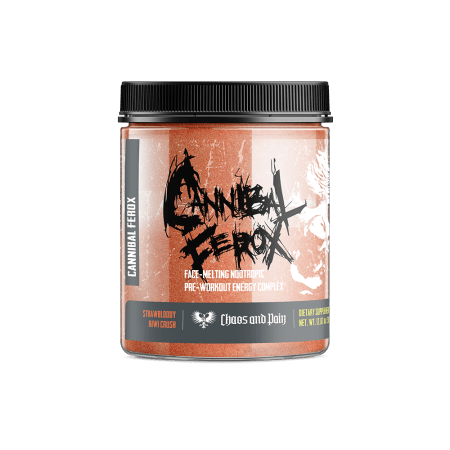 Cannibal Ferox Stim Pre-Workout 2018 von Chaos and Pain