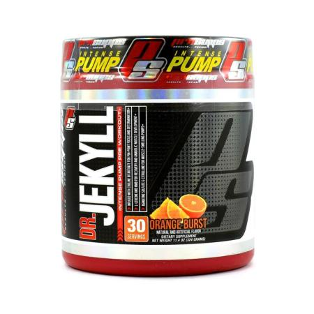 Dr. Jekyll Agmatine Orange Burst US-Version von Pro Supps
