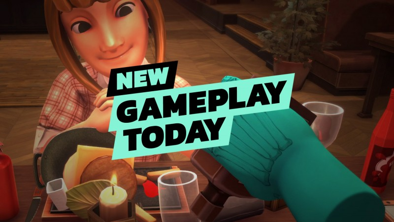 New Gameplay Today – Table Manners