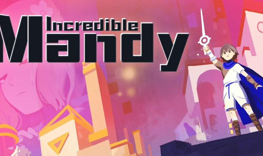 Incredible Mandy is a pretty adventure puzzler heading for iOS this week