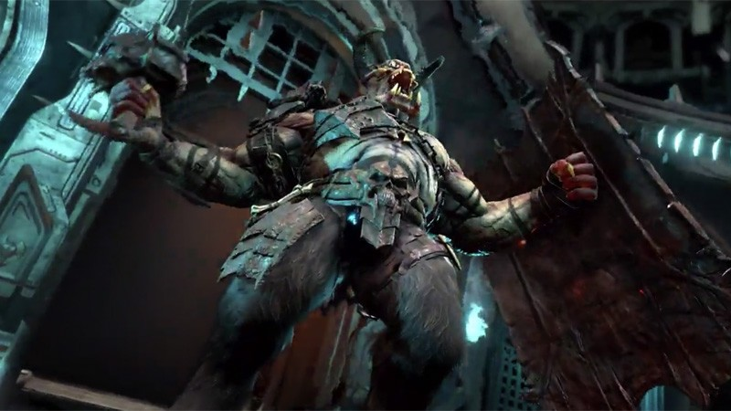 Brace For Hell With Doom Eternal's Launch Trailer