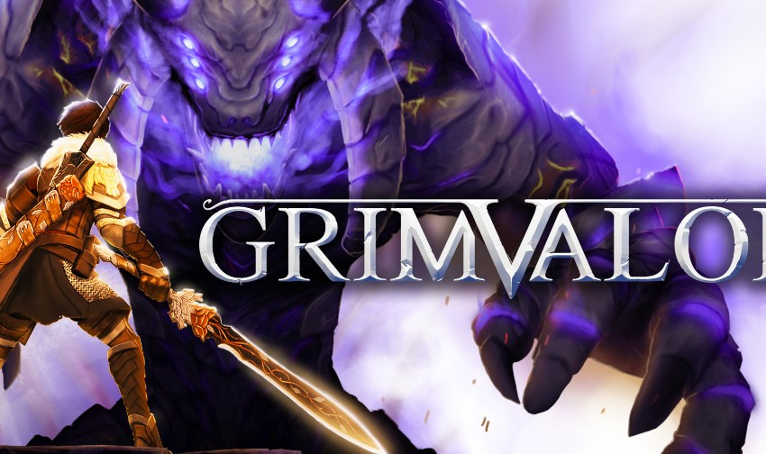 Grimvalor, Direlight's awesome soulslike, launches for Nintendo Switch on April 7th