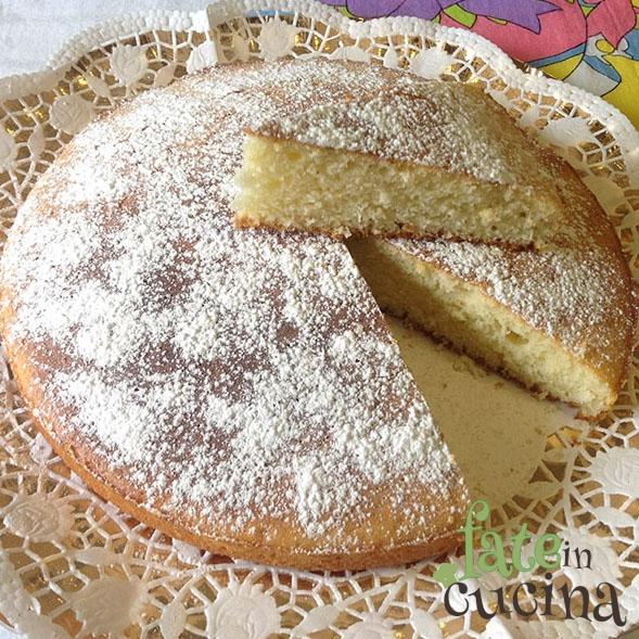 Torta Campagnola - ricetta senza burro