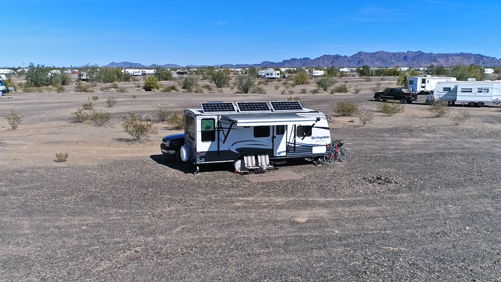 Rv Ac Wiring W 3 Acs Easy Diagrams How To Power An Air Conditioner With Solar Full Time Living Rh Fateunbound Com Dometic Diagram Harness