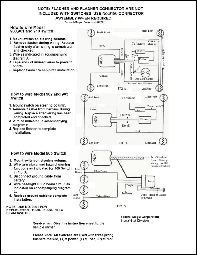 signal_1?resize=650%2C840 wiring diagrams for kenworth t800 the wiring diagram Headlight Wiring Harness Replacement at fashall.co