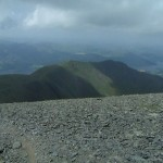 Photo of The brilliant Ullock Pike ridge